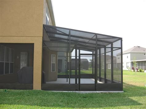 Backyard Screen Enclosures by Ideas For The Back Porch For The Home