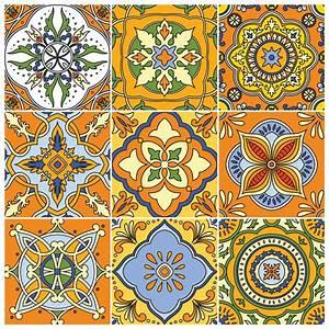 Stickers Carreaux De Ciment : 9 stickers carreaux de ciment de quito salle de bain et ~ Melissatoandfro.com Idées de Décoration