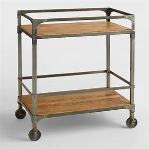 Aiden Bar Cart World Market