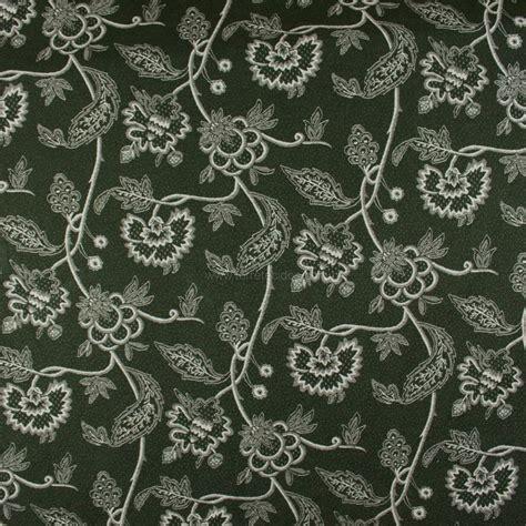 sofa verde floral tecido jacquard floral tubique verde oliva torre