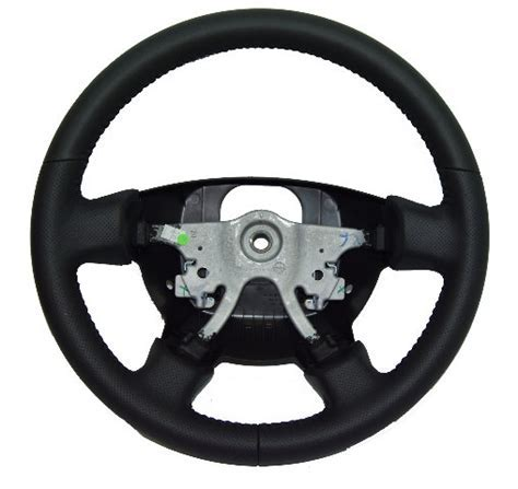 2007 2010 Hummer H3 Steering Wheel Leather