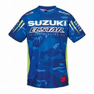T Shirt Suzuki : genuine suzuki 2017 motogp team all over print t shirt 990f0 m7st1 ebay ~ Melissatoandfro.com Idées de Décoration