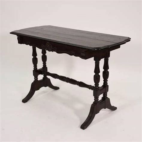 antique butterfly leaf dining table antique console dining table w butterfly leaf 7464