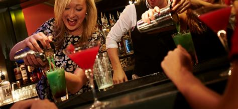 Cocktails And Cocktail Making Classes At Tiger Tiger Cardiff