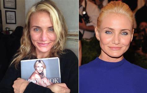 celebrities      makeup quirkybyte