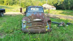 1953 4400 Chevy Truck For Sale  Photos  Technical