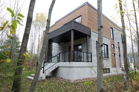 materiaux exterieur de maison maison t 233 moin leed 224 blainville danielle bonneau projets immobiliers