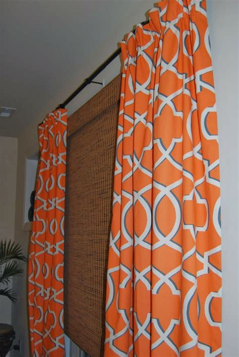 grey and orange curtains 17 best images about dillie dallie on