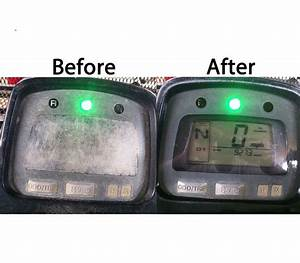 Honda Display Fix    Like New   Rancher Foreman Rubicon Rincon Speedometer