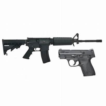 M4 Rifle Carbine Wesson Smith Psa Shield