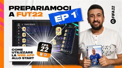 The web app and companion app will help you stay connected with the fut experience everywhere you go. FIFA 22: Come utilizzare la Web App allo start di FUT 22!