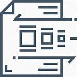 Processing Batch Icon Management Convert Document Paper