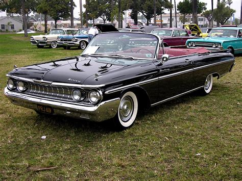 1961 Mercury – The BETTER Low-Price Cars | Mercury ...