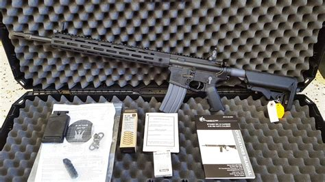 SR-15 LPR M-LOK 5.56MM 18inch MATCH RIFLE #31973