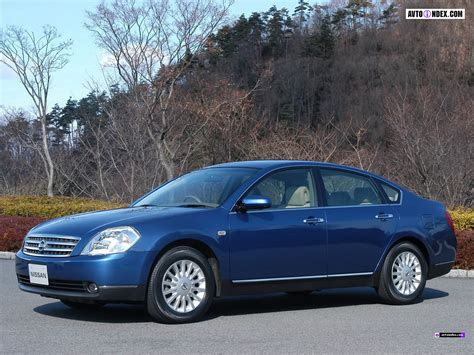 Nissan Teana 2003 Review Amazing Pictures And Images