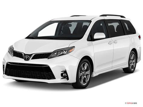 toyota sienna prices reviews  pictures  news