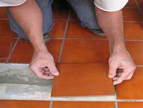 how to tile a bathroom floor yourself paperblog