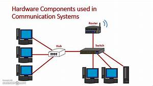 Hardware Components Used In Communication Systems Part 1