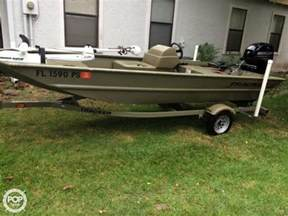 Photos of Aluminum Boats Grizzly