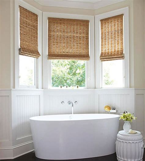 window treatment ideas for bathrooms 20 designs for bathroom window treatment home design lover
