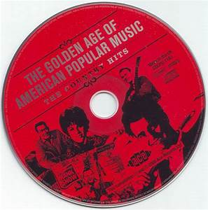 Various Artists The Golden Age Of American Popular Music