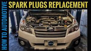 How To Replace The Spark Plugs On A 2009