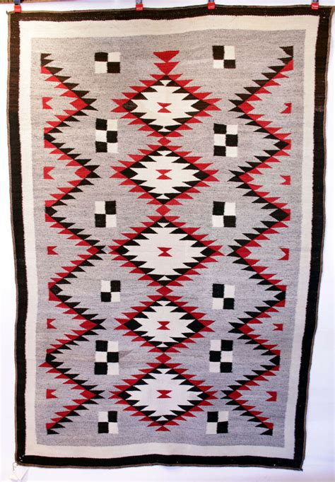 Navajo Indian Rugs by Navajo Indian Rug 6 3 Quot X4 5 Quot With Motif C 1930