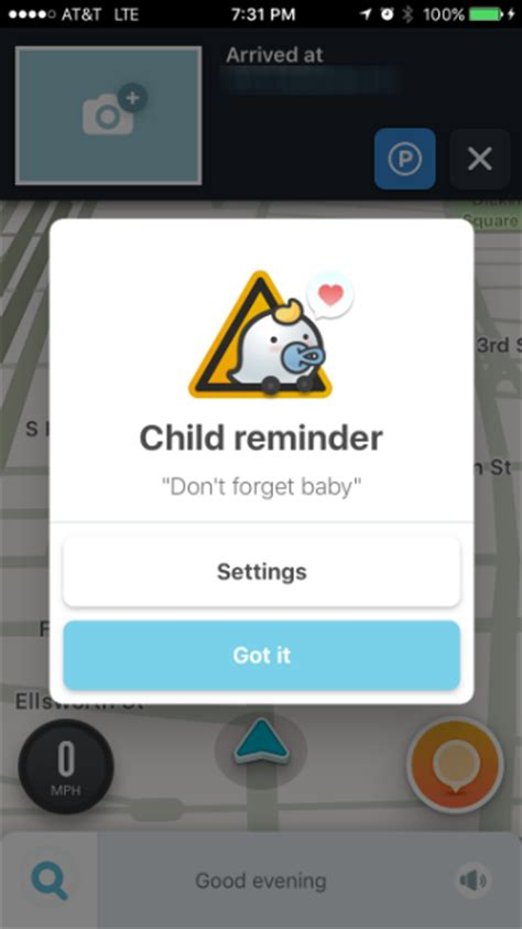 how to use waze on iphone how do i use waze s child reminder feature the iphone faq
