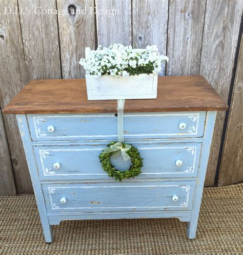 Dds Cottage And Design Dresser In Grey And White