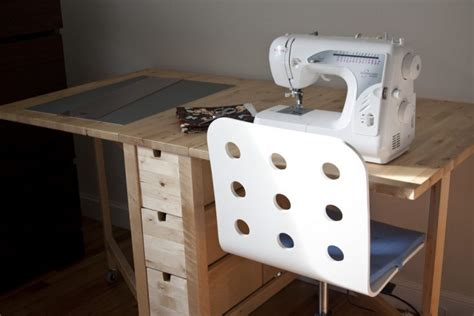 ikea sewing table 25 ways to use ikea norden gateleg table in d 233 cor digsdigs