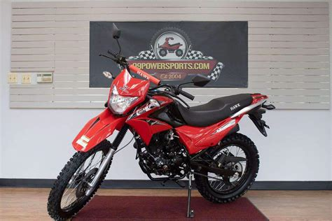 Street Legal Rps Hawk 250 Enduro Dirt Bike With Free Shipping