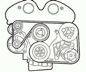 2002 saturn vue v6 30l l4 22l serpentine belt diagram With 2013 kia forte l4 24l serpentine belt diagram serpentinebelthqcom
