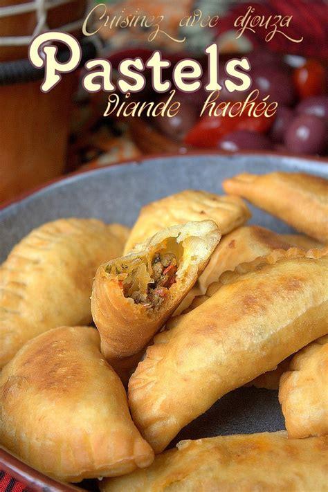 recette pastels ou fataya senegalaise  la viande hachee