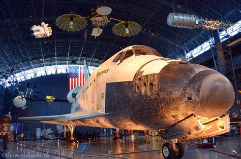 Visiting The National Air & Space Museum Udvarhazy