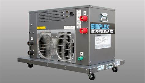 simplex load banks small portable powerstar