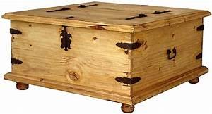rustic furniture trunk mexican rustic pine coffee table With mexican trunk coffee table
