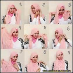 glamourous hijab fashion   day style tutorial