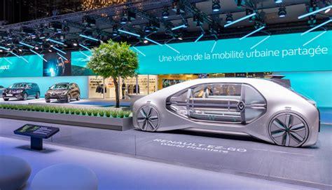 2018 Geneva Motor Show And Unveiling Of Ez-go