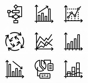 68 Statistics Icon Packs - Vector Icon Packs