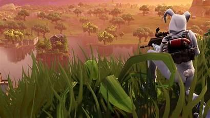 Fortnite Battle Wallpapers Royale Mode 4k Season