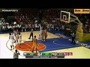 Cesafi Season 13 - UC vs UV College Basketball (August 03 ...