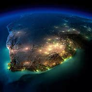 What Earth Looks Like From Space at Night
