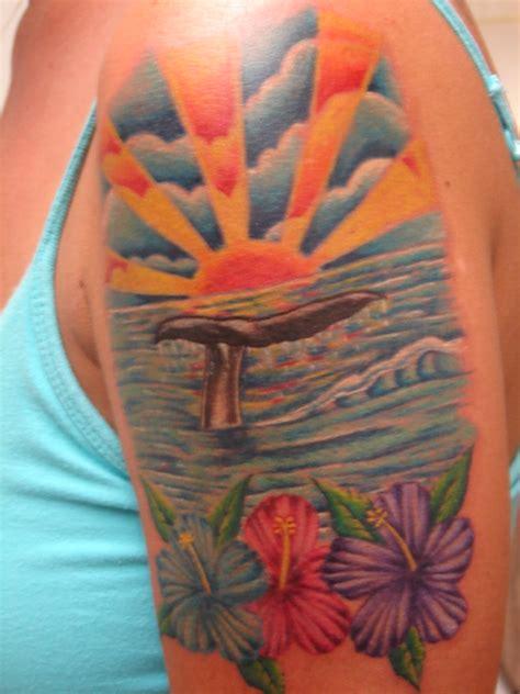 sunset tattoos designs ideas  meaning tattoos