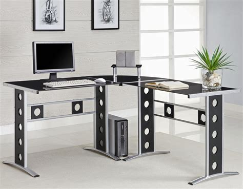 cool office desks remarkable custom fiberglass table with small drawer unit and simple chairperson in cool office