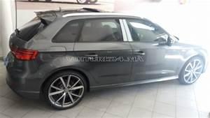 Tarif Audi A3 : audi a3 2018 diesel occasion 21805 a fes ~ Medecine-chirurgie-esthetiques.com Avis de Voitures