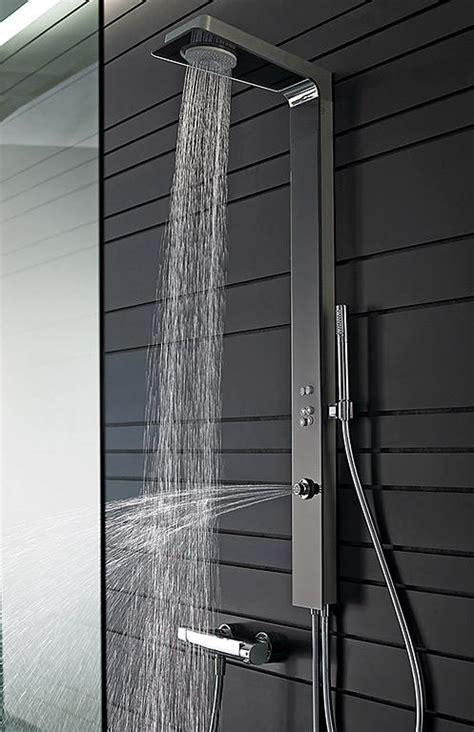 hansa armaturen dusche duschpaneel quot smartshower quot hansa bild 23 sch 214 ner wohnen