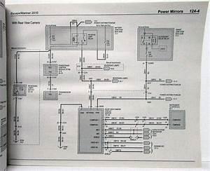 2010 Ford Escape  U0026 Mercury Mariner Electrical Wiring