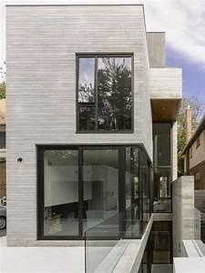 Attraktive Häuser Für Schmale Grundstücke : schmales haus grau home pinterest ~ Watch28wear.com Haus und Dekorationen