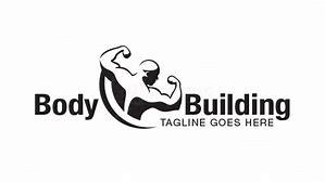 HD Wallpapers Bodybuilder Logo Design