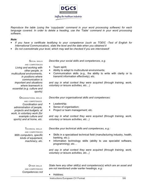 And Paste Resume Template by Copy And Paste Resume Template Shatterlion Info